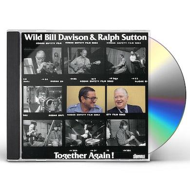 Wild Bill Davison TOGETHER AGAIN CD