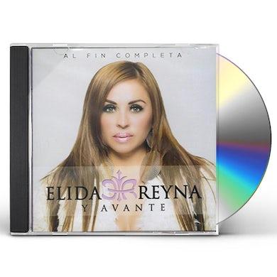 Elida AL FIN COMPLETA CD
