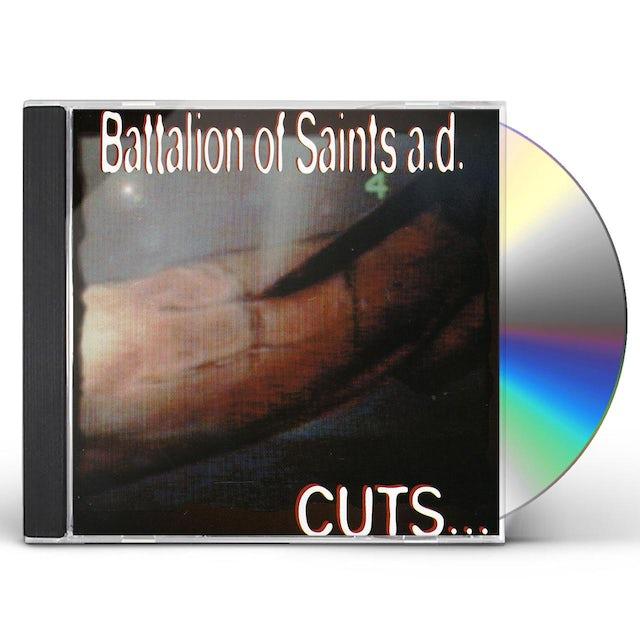 Battalion Of Saints CUTS CD