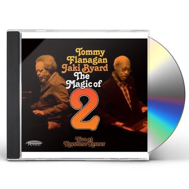 Tommy Flanagan / Jaki Byard MAGIC OF 2: LIVE AT KEYSTONE KORNER CD