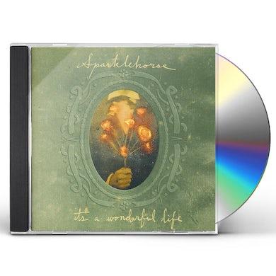 Sparklehorse IT'S A WONDERFUL LIFE CD