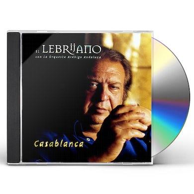 El Lebrijano CASABLANCA CD