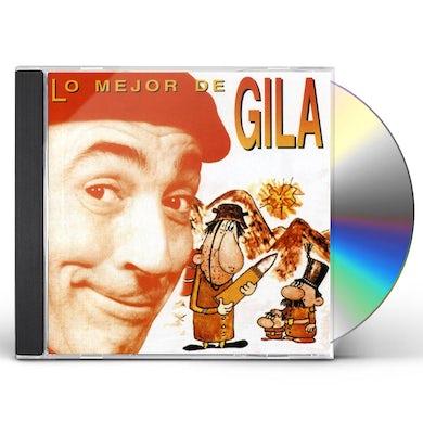 LO MEJOR DE GILA CD