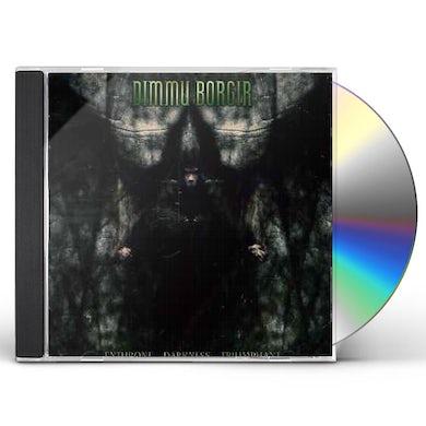 Dimmu Borgir ENTHRONE DARKNESS CD