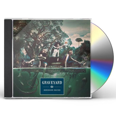 Graveyard HISINGEN BLUES CD