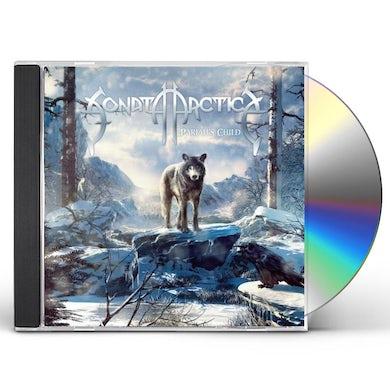 Sonata Arctica PARIAH'S CHILD CD