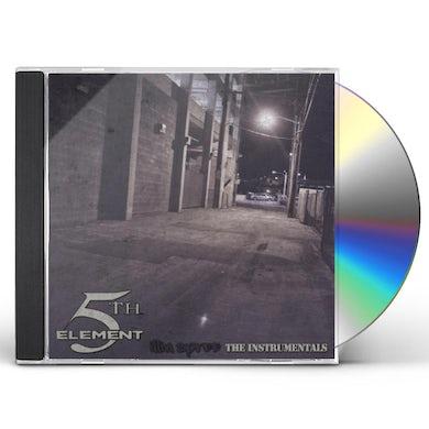 5th Element ILLIN SPREE (INSTRUMENTALS) CD