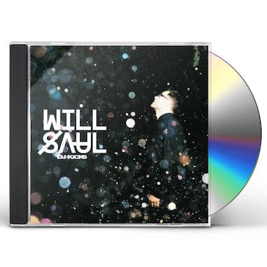 Will Saul DJ-KICKS CD