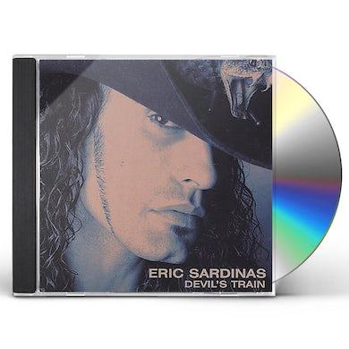 Eric Sardinas DEVIL'S TRAIN CD