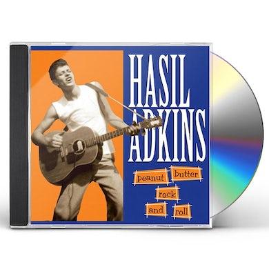 Hasil Adkins PEANUT BUTTER ROCK N ROLL CD
