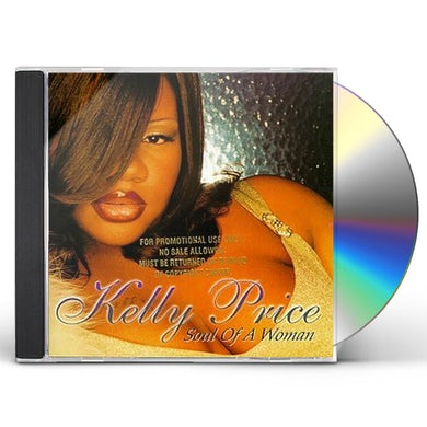 Kelly Price SOUL OF A WOMAN CD