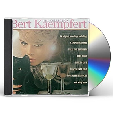Bert Kaempfert COLLECTION CD