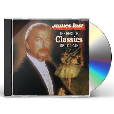 James Last BEST OF CLASSICS UP TO DATE CD