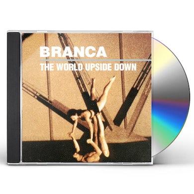 Glenn Branca WORLD UPSIDE DOWN CD
