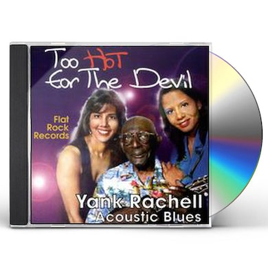 TO HOT FOR THE DEVIL CD