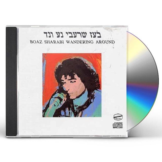 Boaz Shar'abi WANDERING AROUND CD