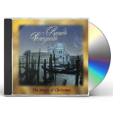 Rondo Veneziano MAGIC OF CHRISTMAS CD