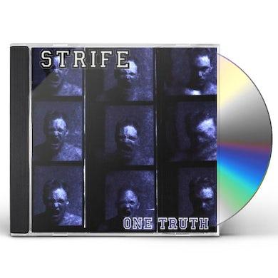 Strife ONE TRUTH CD