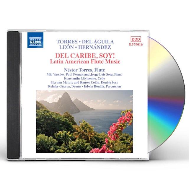Nestor Torres LATIN AMERICAN FLUTE MUSIC CD