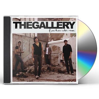 Gallery IF YOU KNOW WHAT I MEAN CD
