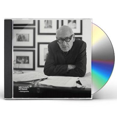 Michael Nyman RETROSPECTIVA CD