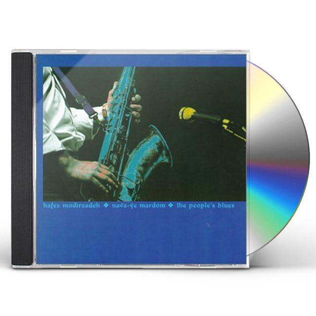Hafez Modirzadeh PEOPLE'S BLUES CD