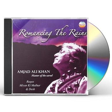 Amjad Ali Khan ROMANCING THE RAINS CD