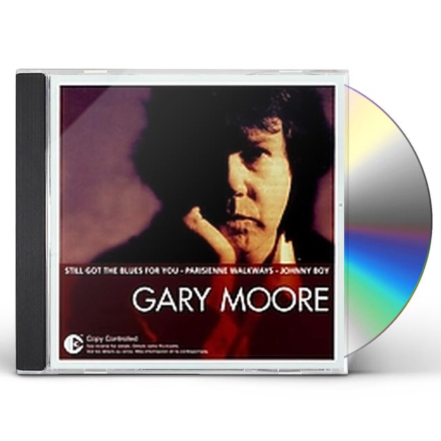 Gary Moore ESSENTIAL CD