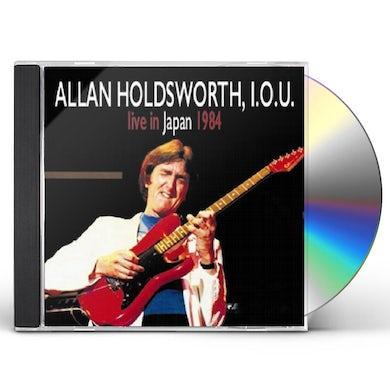Live In Japan 1984 CD