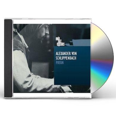Alexander Von Schlippenbach PAYAN CD