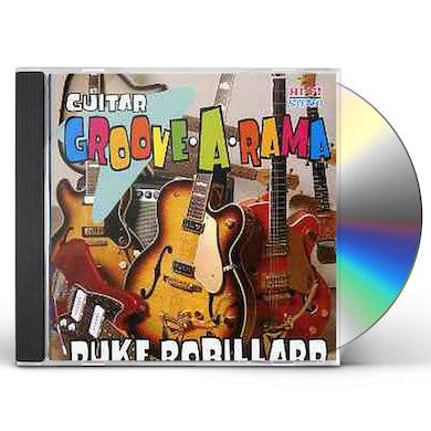 Duke Robillard GUITAR GROOVE-A-RAMA CD