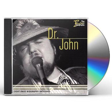 Dr. John BLUES BIOGRAPHY CD
