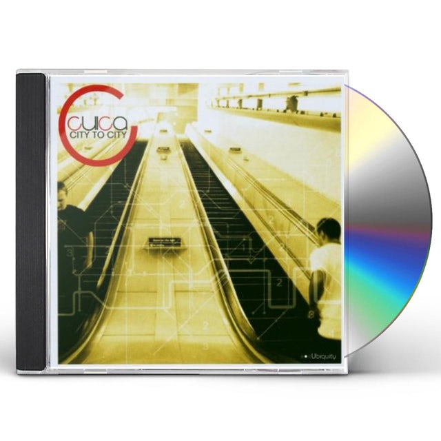 Cuica CITY TO CITY CD