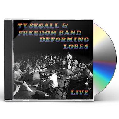 Ty Segall DEFORMING LOBES CD