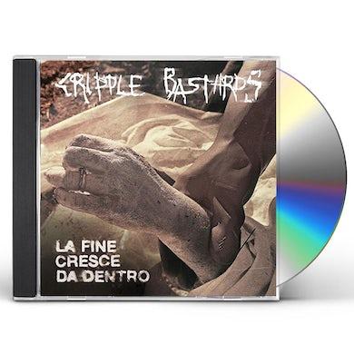 FINE CRESCE DA DENTRO CD