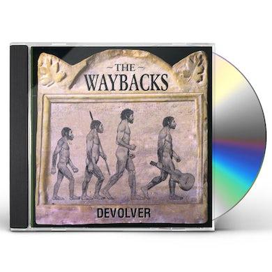 Waybacks DEVOLVER CD