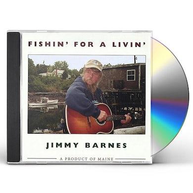 Jimmy Barnes FISHIN' FOR A LIVIN' CD