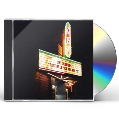 Humpers POSITIVELY SICK ON 4TH STREET CD