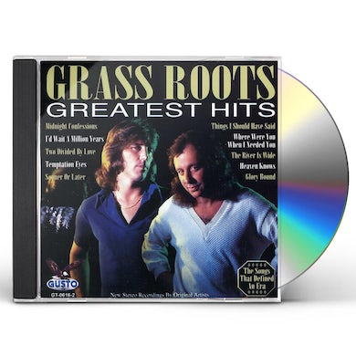 Grass Roots GREATEST HITS CD