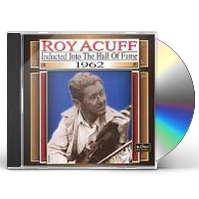 Roy Acuff COUNTRY MUSIC HALL OF FAME 62 CD