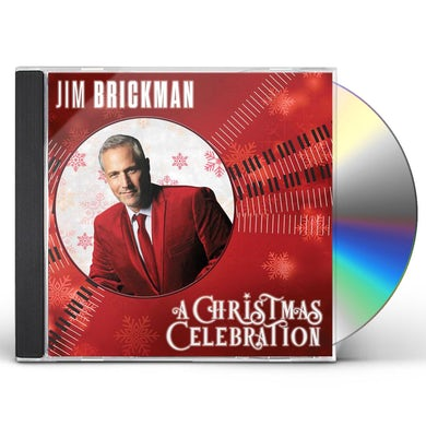 Jim Brickman CELEBRATION OF CHRISTMAS CD