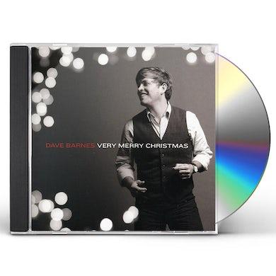 Dave Barnes VERY MERRY CHRISTMAS CD