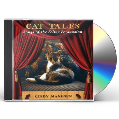 Cindy Mangsen CAT TALES CD