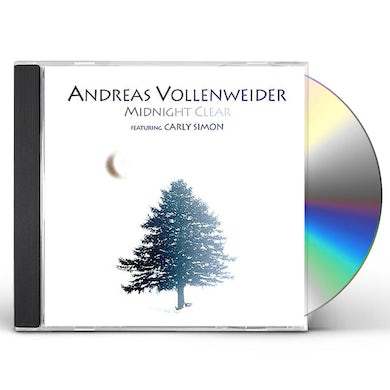 Andrea Vollenweider MIDNIGHT CLEAR CD
