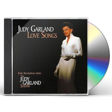 Judy Garland LOVE SONGS CD