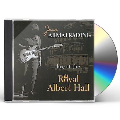 Joan Armatrading LIVE AT ROYAL ALBERT HALL CD
