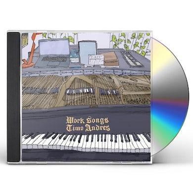 Andres WORK SONGS CD