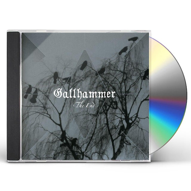 Gallhammer END CD