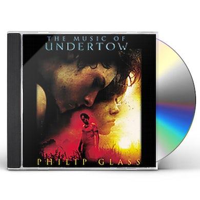 Philip Glass MUSIC OF UNDERTOW CD