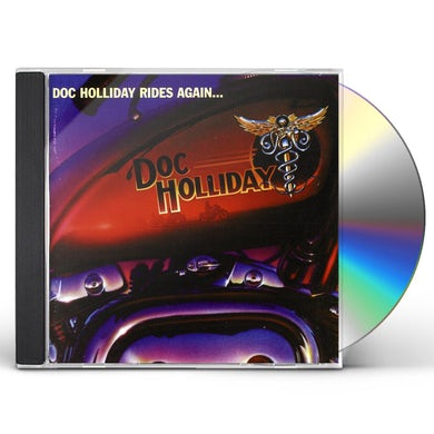 Doc Holliday RIDES AGAIN CD